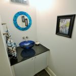 Half-bath in fully furnished apartment at 380 Dufferin Ave, London, ON