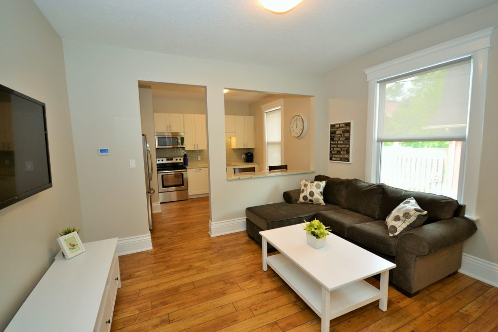 Feel at home in this fully furnished rental suite at 565 Princess Ave, London, ON