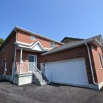 External shot of fully furnished 3 bedroom apartment at 642 Southdale Rd E, London, ON