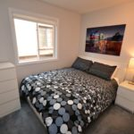Second bedroom in fully furnished 3 bedroom apartment at 1-642 Southdale Rd E, London, ON