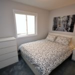 Third bedroom in fully furnished 3 bedroom apartment at 1-642 Southdale Rd E, London, ON