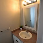 Second bathroom in fully furnished 3 bedroom apartment at 1-642 Southdale Rd E, London, ON