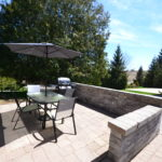 Outdoor patio at 2-1285 Westdel Bourne fully furnished 2 Bedroom apartment, London, ON