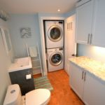 In suite laundry in fully furnished apartment at 3-380 Dufferin Ave, London, ON
