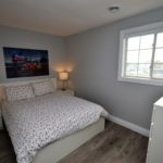 Second bedroom in fully furnished 3 bedroom apartment at 3-642 Southdale Rd E, London, ON