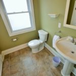 Bathroom in fully furnished apartment at 380 Dufferin Ave, London, ON