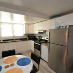 piccadilly street furnished rental suite kitchen image