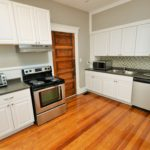 Modern kitchen in Furnished apartment at 567 Princess Ave, London, ON