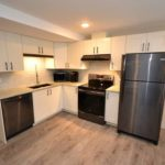 southdale road east furnished rental suite modern kitchen image